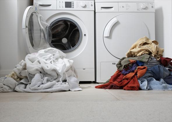 Mẹo nhỏ khi sử dụng máy giặt