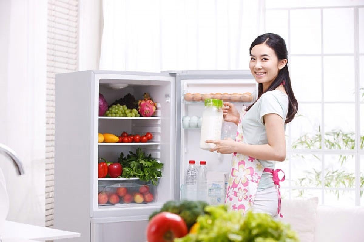 Sử dụng tủ lạnh đúng cách tránh bị ung thư